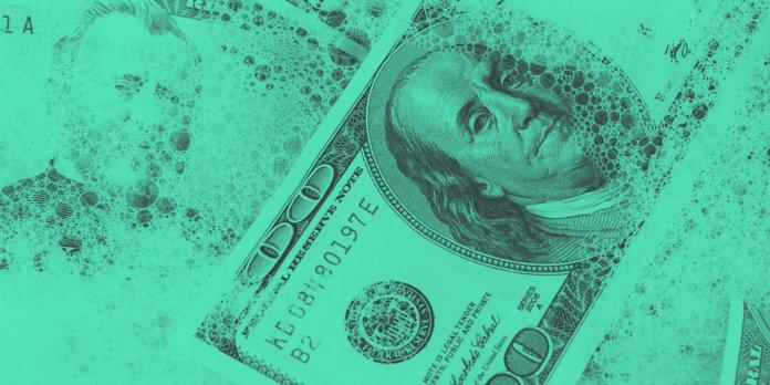 Bubble or Hyperdeflation