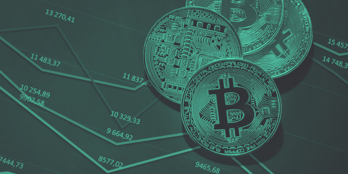 Der enorme Einbruch von Bitcoin auf unter 9.000 US-Dollar pro Bitcoin