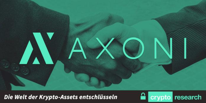 Goldman Sachs und Citi Bank schließen einen Aktientausch gegen die genehmigte Blockchain Axoni ab
